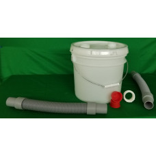 Trap-Eze Plaster Trap 3 1/2 gallon kit