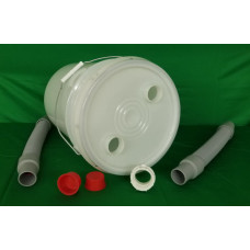 Trap-Eze Plaster Trap 5 gallon kit