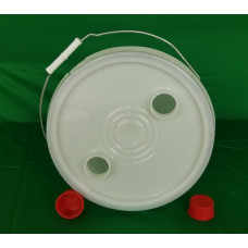 Trap-Eze Plaster Trap 5 gallon refill