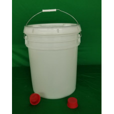 Self-Sanitizing Trap-Eze Plaster Trap 5 gallon Refill