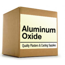 Aluminum Oxide Fused White 25 lb box