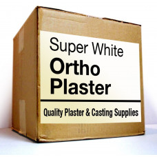 Enhanced White Ortho Plaster 25 lb box