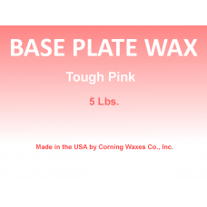 Tough Base Plate Wax 5 lb